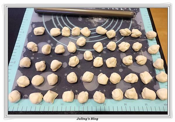 韭菜蝦仁鍋貼做法6.JPG