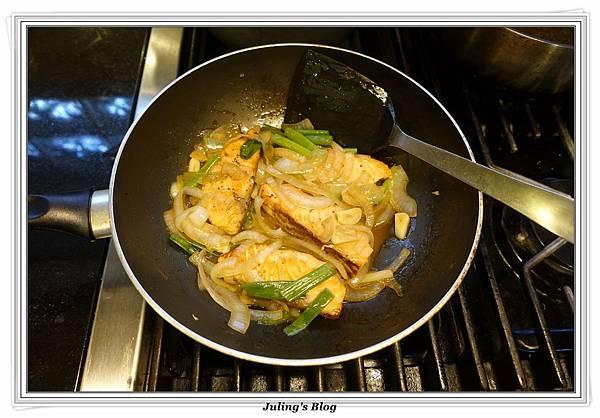奶油醬燒鮭魚做法10.JPG