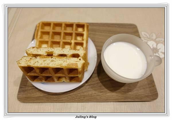 奶油乳酪鬆餅2.JPG