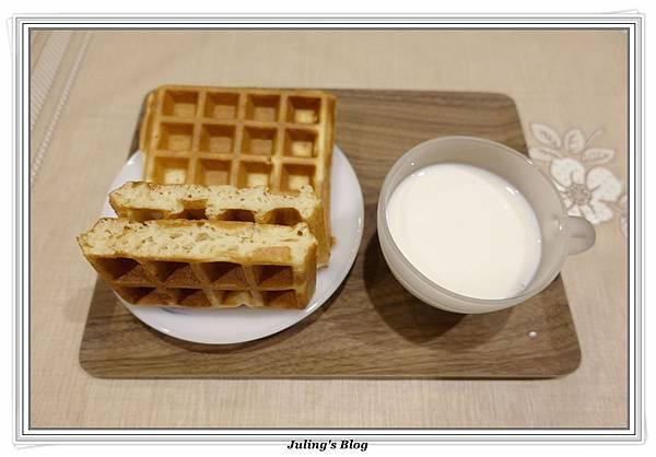 奶油乳酪鬆餅1.JPG