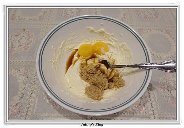 奶油乳酪鬆餅做法4.JPG