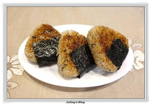 烤飯團1.JPG