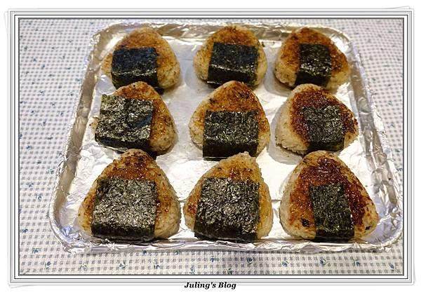 烤飯團做法29.JPG