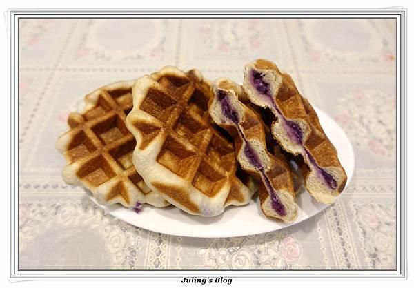紫薯夾心鬆餅1.JPG
