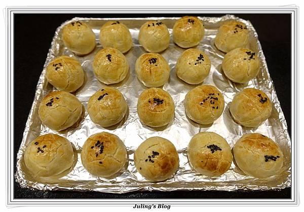 菠蘿蛋黃酥做法16.JPG