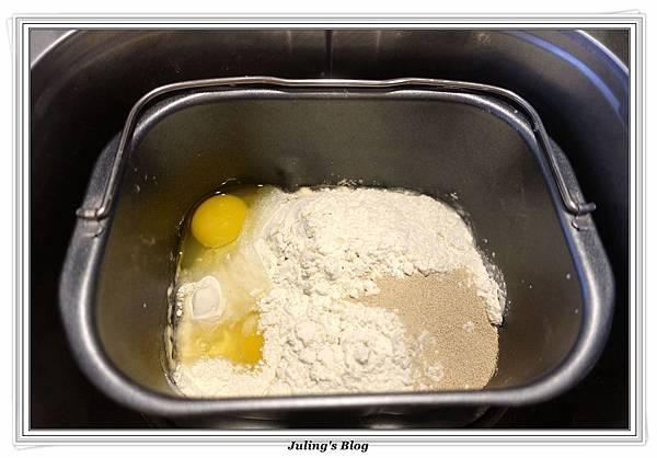 香酥椰蓉麵包做法1.JPG