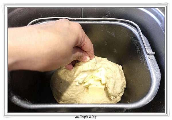 香酥椰蓉麵包做法2.JPG