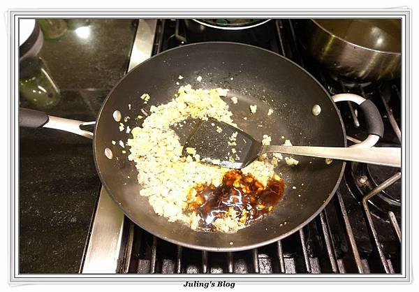 鹹蛋肉末蒸芋絲做法7.JPG