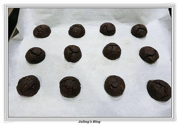 巧克力豆餅乾做法10.JPG