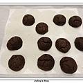 巧克力豆餅乾做法12.JPG