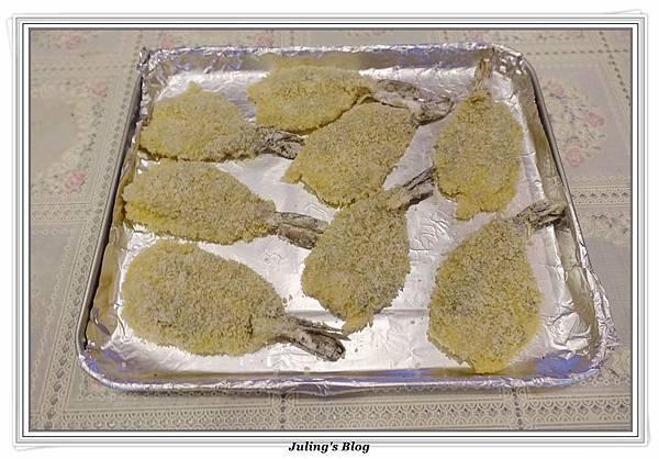烤椰子蝦做法6.JPG