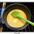 奶油乳酪餐包(奶黃餡)做法4.JPG