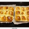 奶油乳酪餐包(奶黃餡)做法18.JPG
