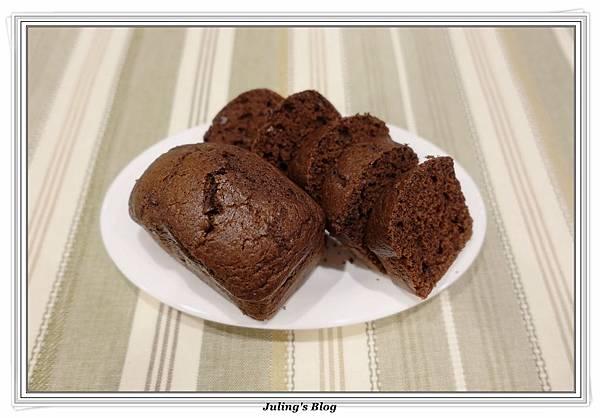 鮮奶油巧克力磅蛋糕1.JPG