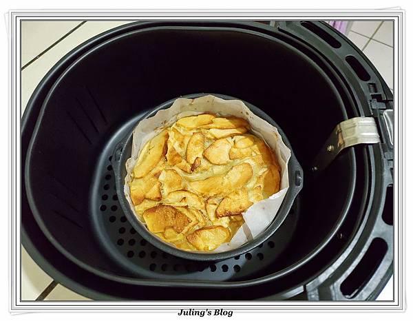氣炸蘋果蛋糕做法14.jpg