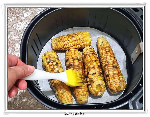 用氣炸鍋做烤玉米做法6.jpg