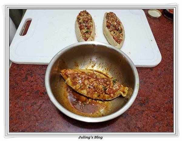 蜜汁麵腸鑲肉做法8.jpg