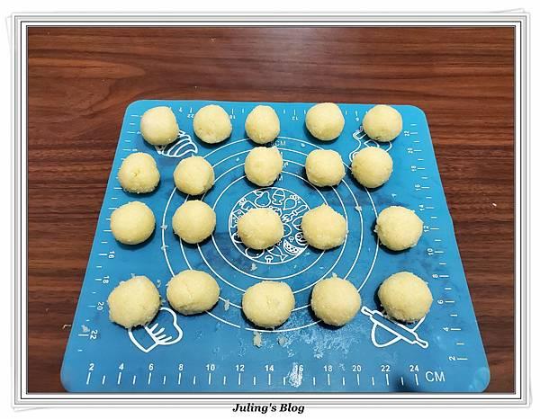 奶油乳酪椰子球做法6.jpg