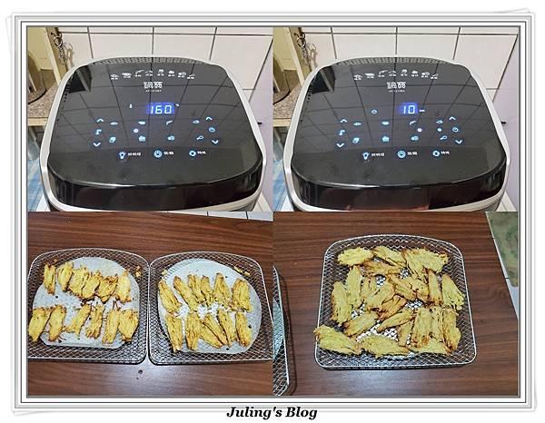 鍋寶氣炸烤箱起司金針菇4.jpg