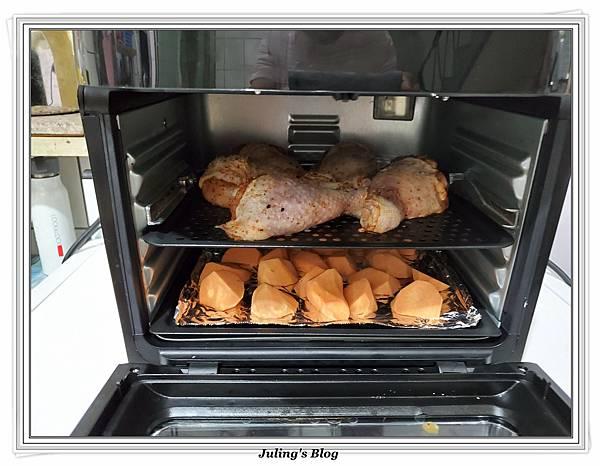 氣炸雞腿%26;雞油炒飯做法6.jpg