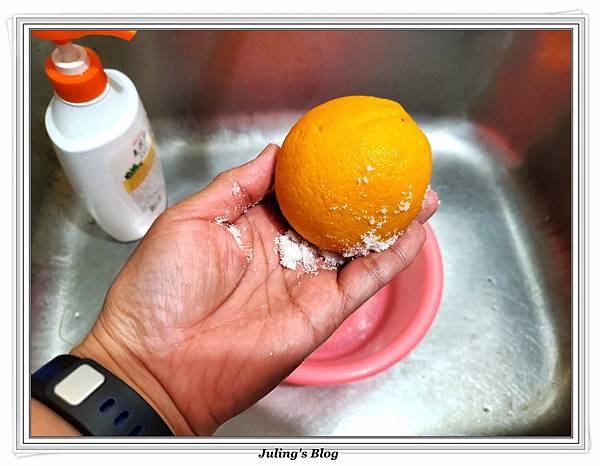 氣炸蜜橙片做法1.jpg