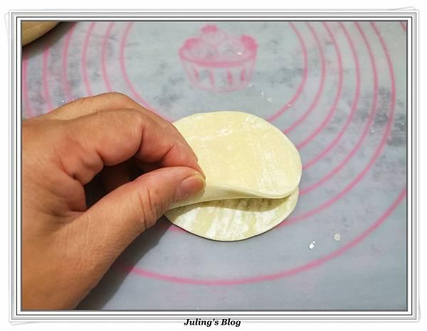 用水餃皮做大福州包做法5.jpg