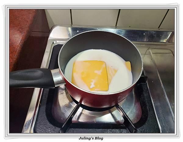 用起司片做輕乳酪蛋糕做法1.jpg