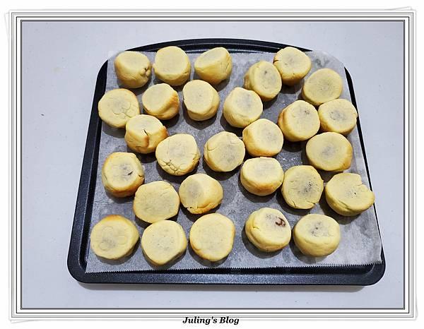 奶油乳酪鳳梨酥球做法23.jpg