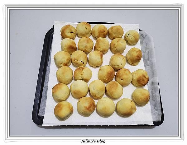 奶油乳酪鳳梨酥球做法24.jpg