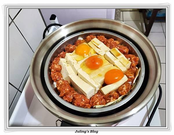 嫩蛋丸子豆腐蒸做法7.jpg