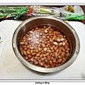 滷花生豬腳&臘味栗子五穀米飯做法1.jpg