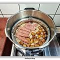 滷花生豬腳&臘味栗子五穀米飯做法16.jpg