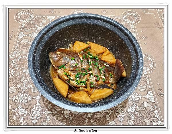 用電鍋做乾燒魚.jpg