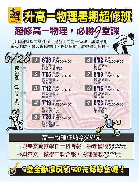 陳達_S1暑期班9堂課