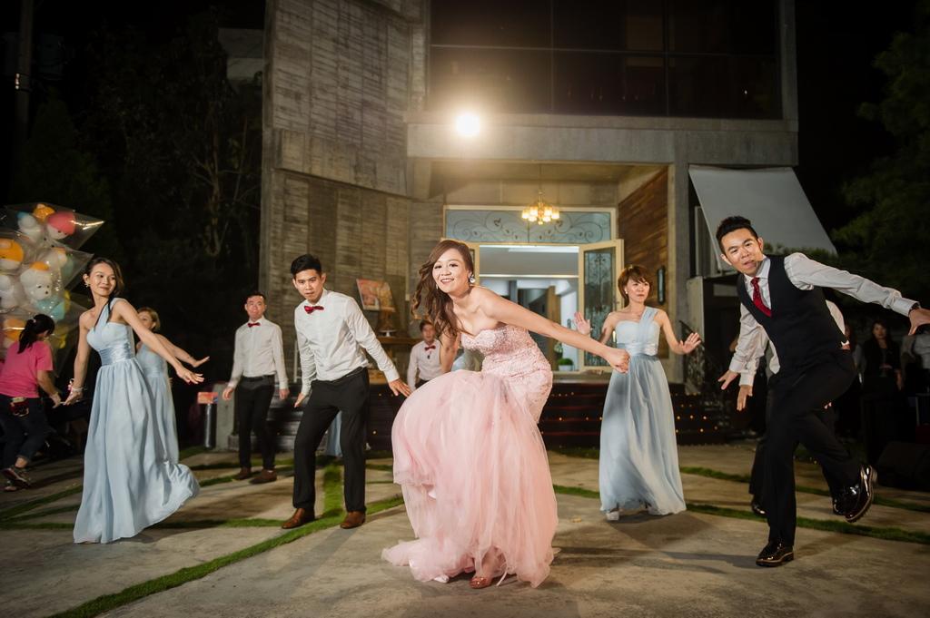 台中婚攝 婚禮紀錄攝影師ruamx 戶外婚禮