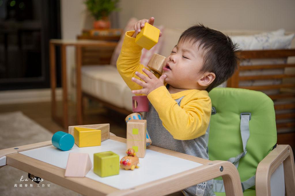 英國Knuma四合一多功能餐椅