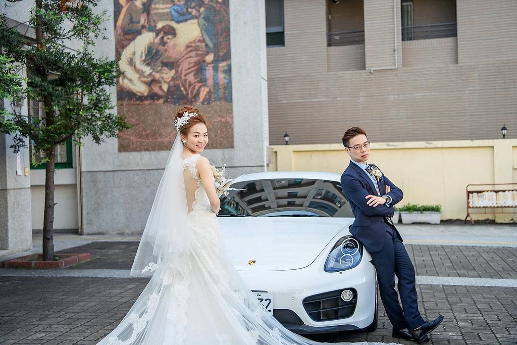 台中婚攝 rumax 教堂婚禮