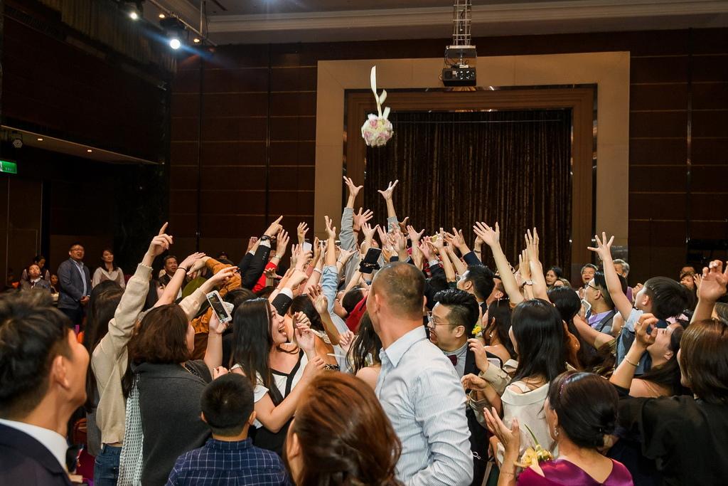 婚禮紀錄 大直維多麗亞酒店 rumax拍攝