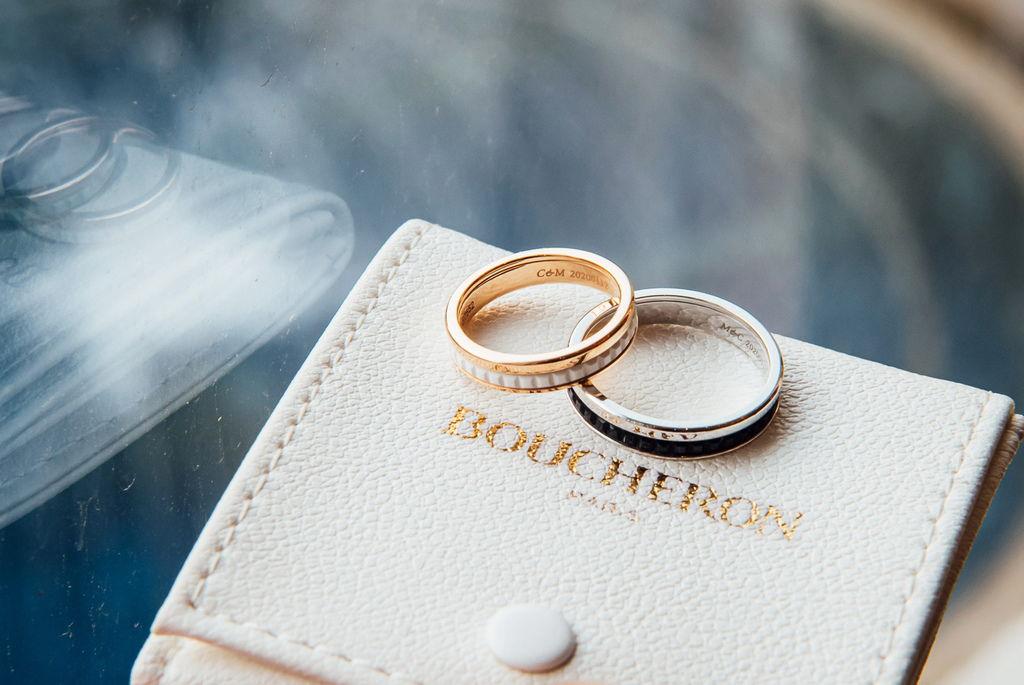 boucheron婚戒 RuMax婚攝 婚禮紀錄