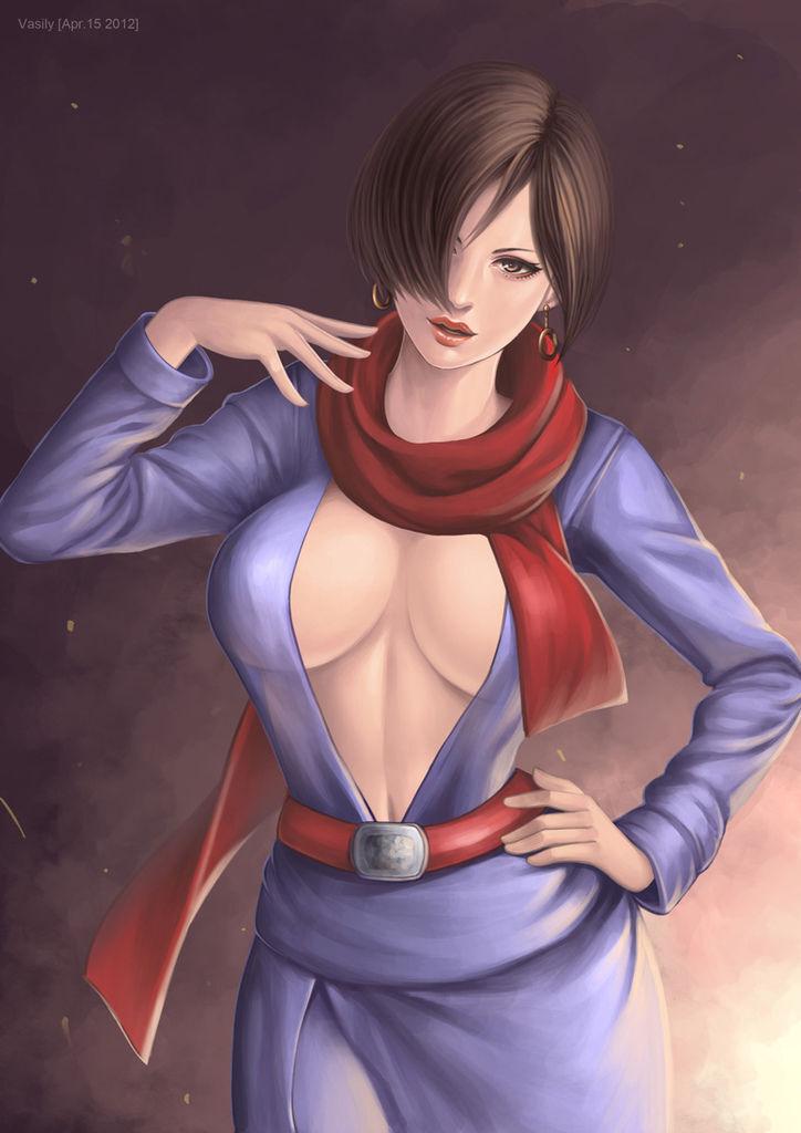 Resident Evil 6 Ada?