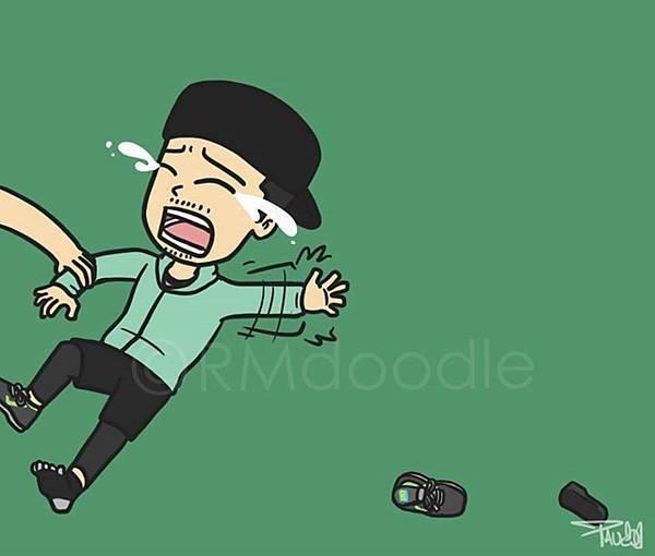 Running Man Doodles 15010-003.jpg