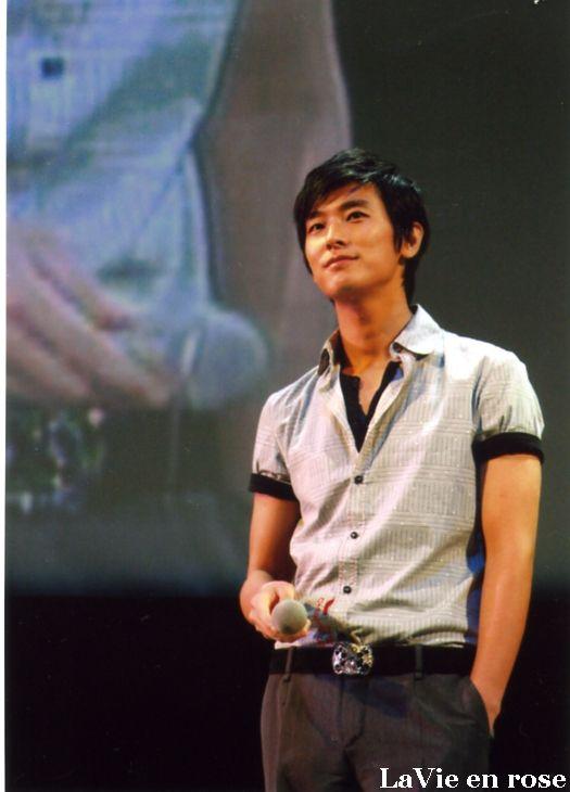 Ju JiHun JAPAN 1st. Fan Meeting DVD  3