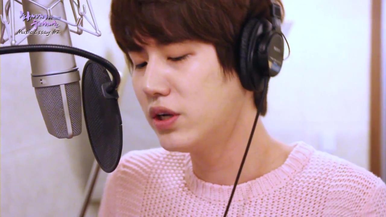 Super Junior KyuHyun Love Dust] 황성제 project 슈퍼히어로 뮤직에세이2_00_01_22_01_21