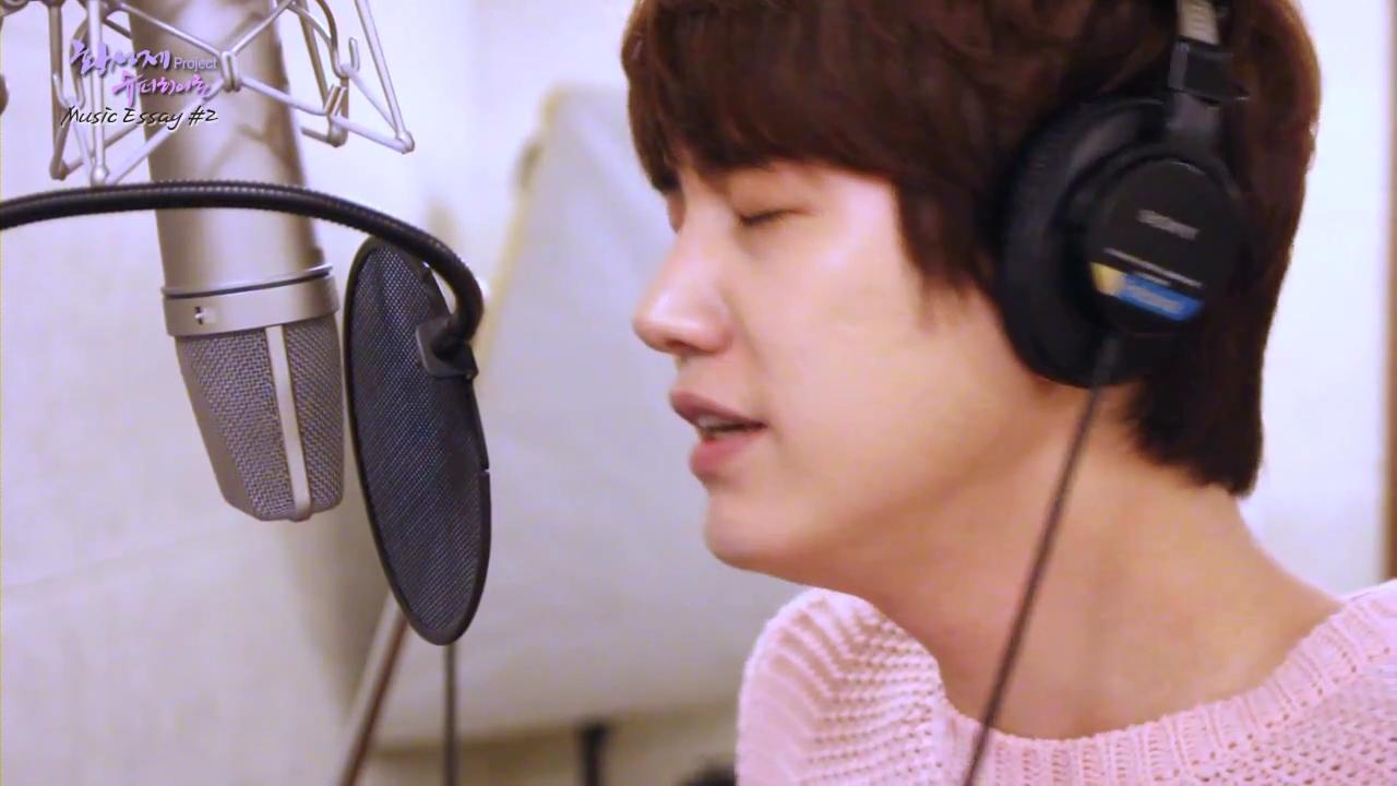 Super Junior KyuHyun Love Dust] 황성제 project 슈퍼히어로 뮤직에세이2_00_01_18_06_20