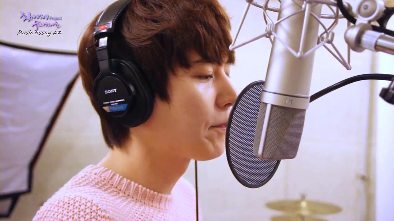 Super Junior KyuHyun Love Dust] 황성제 project 슈퍼히어로 뮤직에세이2_00_01_50_03_29
