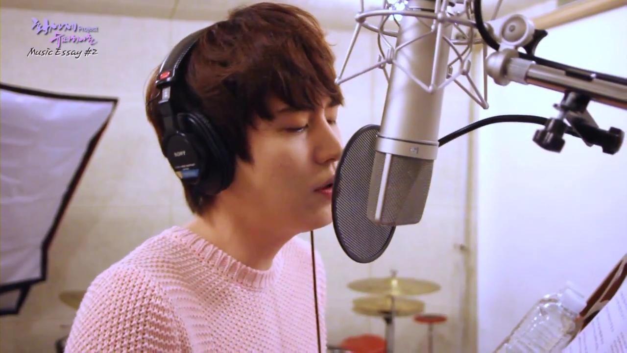 Super Junior KyuHyun Love Dust] 황성제 project 슈퍼히어로 뮤직에세이2_00_02_22_01_38