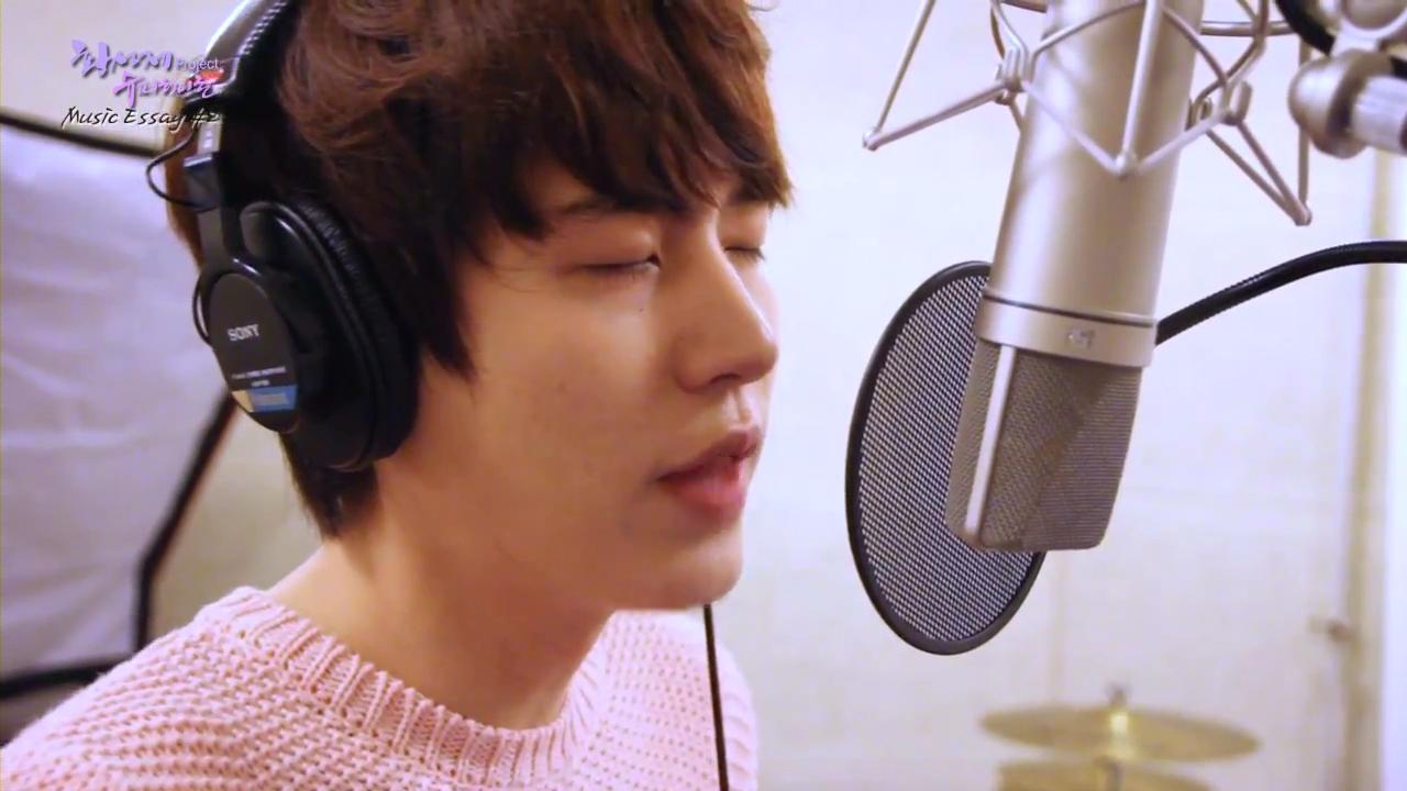 Super Junior KyuHyun Love Dust] 황성제 project 슈퍼히어로 뮤직에세이2_00_01_46_08_28