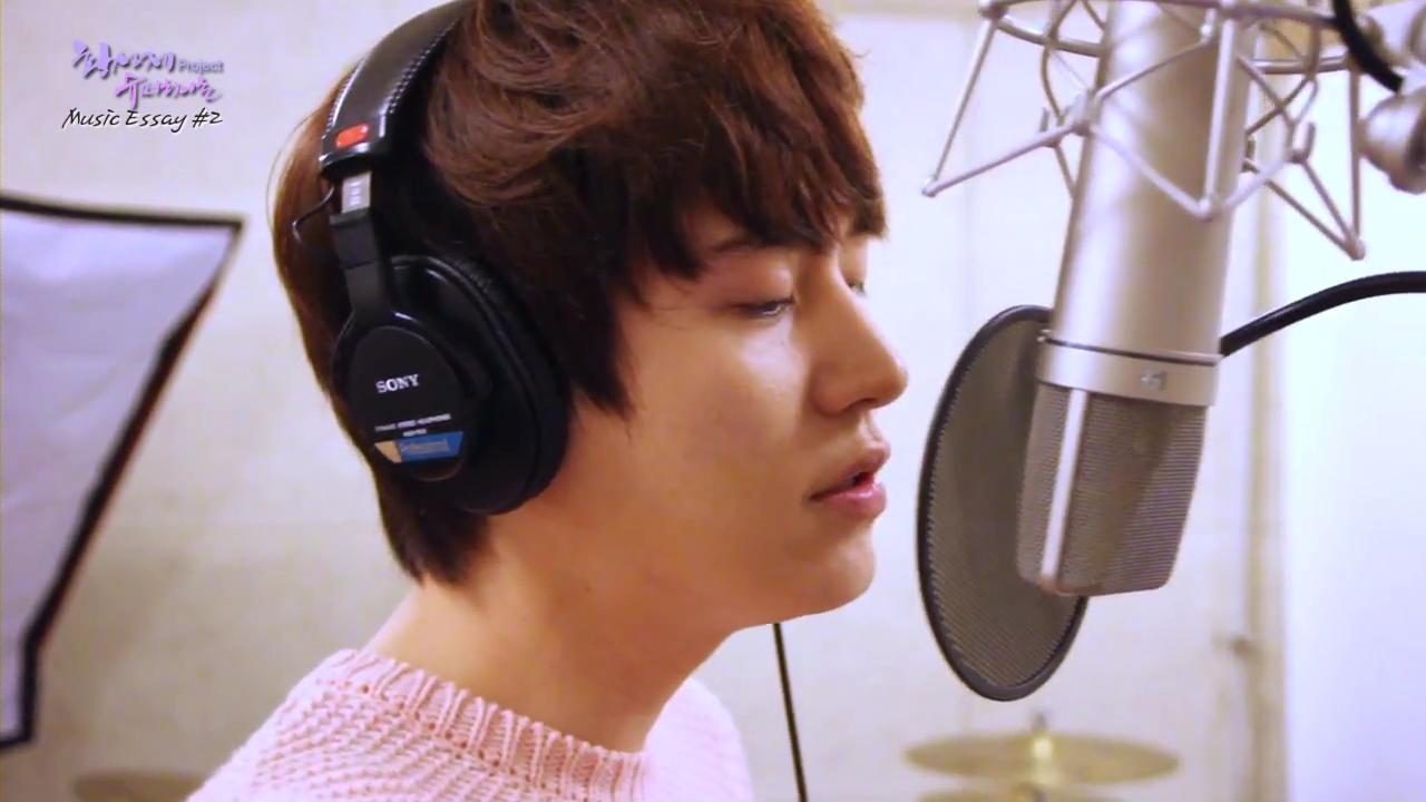 Super Junior KyuHyun Love Dust] 황성제 project 슈퍼히어로 뮤직에세이2_00_01_53_09_30