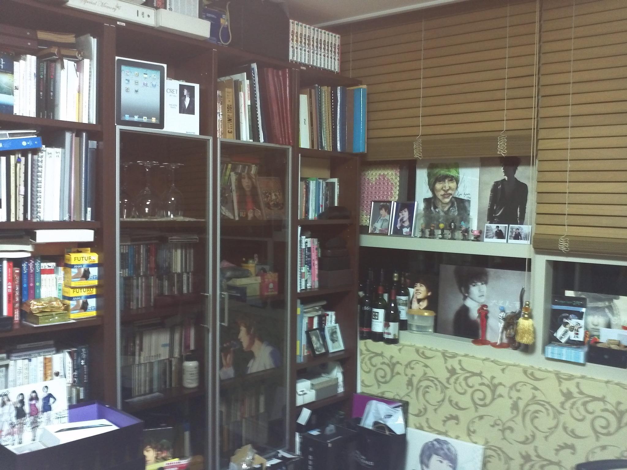 圭賢義賣物及他的房間
