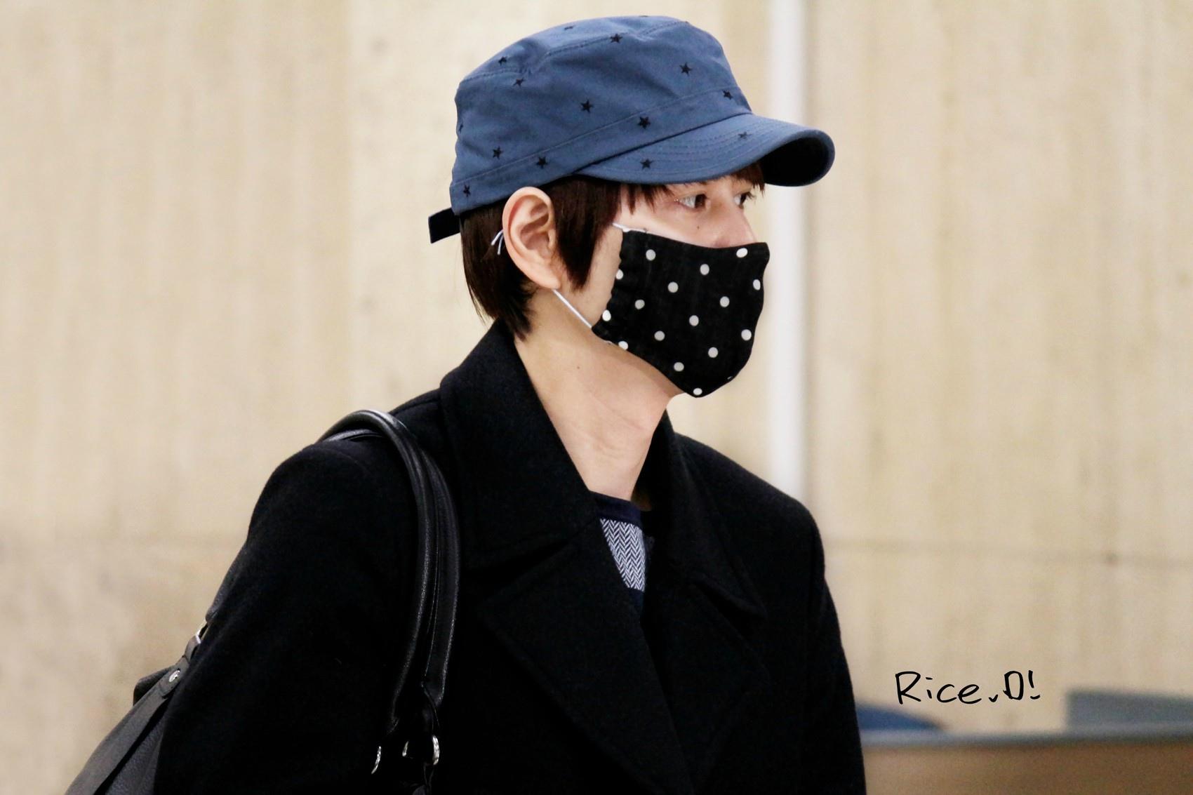 20131028 金浦機場接機日本返韓
